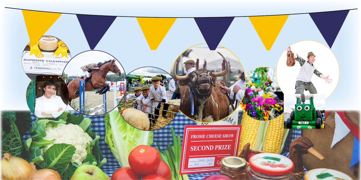 Frome Agricultural & Cheese Show